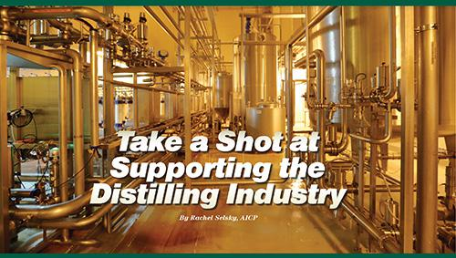 Take a Shot at Supporting the Distilling Industry