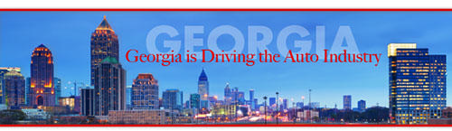 Georgia is Driving the Auto Industry