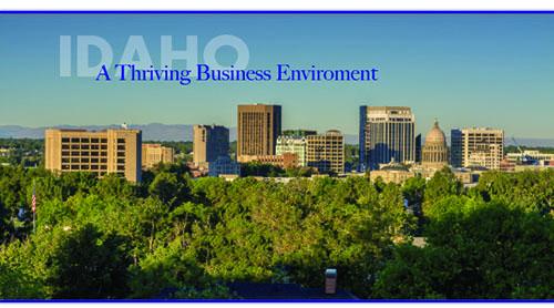 A Thriving Business Enviroment