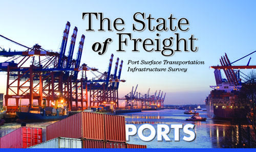 The State of Freight - Port Surface Transportation Infrastructure Survey