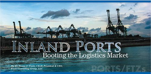 Inland Ports - Booting The Logistics Market