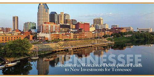 Investment in Workforce Development Leads to New Investments for Tennessee