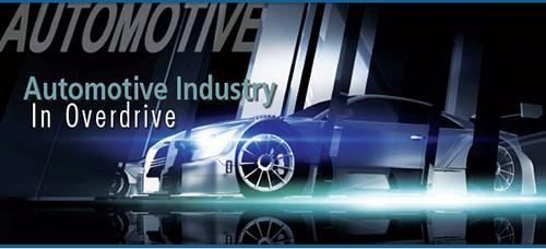 Automotive Industry In Overdrive