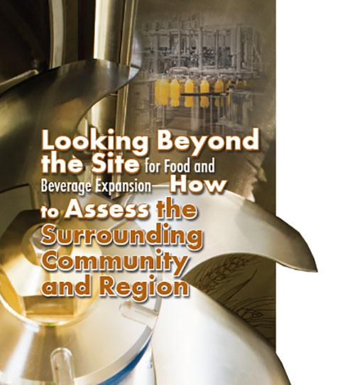 Looking Beyond the Site for Food and Beverage Expansion: How to Assess the Surrounding Community and Region